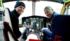 Our Pilots - Alan & Son David Beck